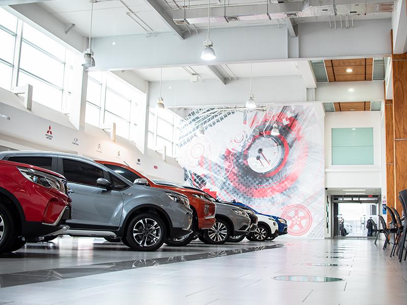 Automóviles nuevos en agencia de carros - Inicio - Veinsa Motors