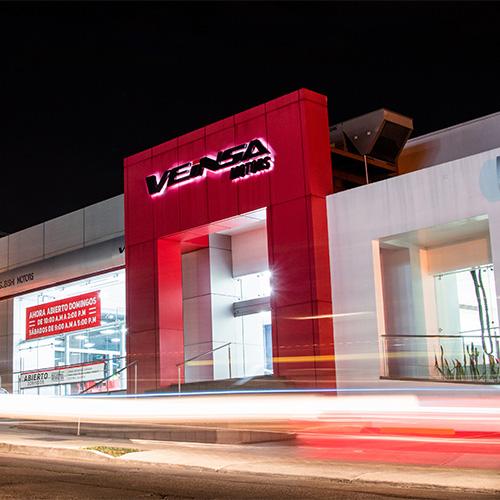 Agencia de Carros Curridabat - Contacto - Veinsa Motors