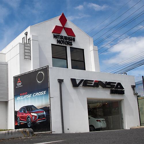 Agencia de Carros Paseo de las Flores - Contacto - Veinsa Motors