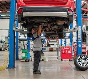 Cambios de aceite de motor, caja de cambios y diferencial