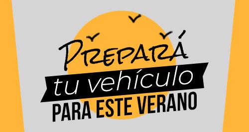 prepara tu vehiculo para este verano - Veinsa Motors