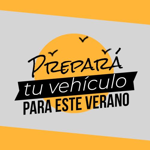 Prepará tu vehículo para este verano - Veinsa Costa Rica
